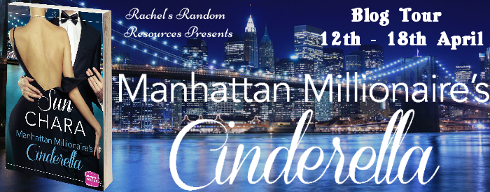 Manhattan Millionaire Cinderella - Version 2 3D Cover