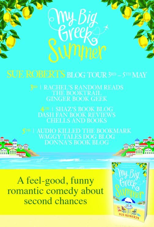 My Big Greek Summer – Blog Tour
