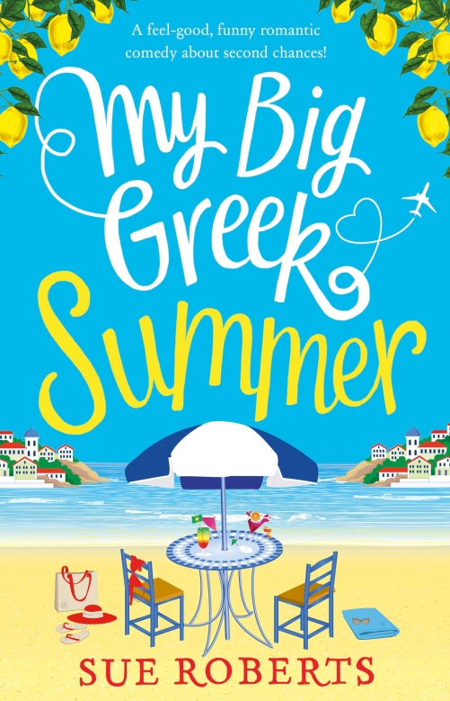 My-Big-Greek-Summer-Kindle