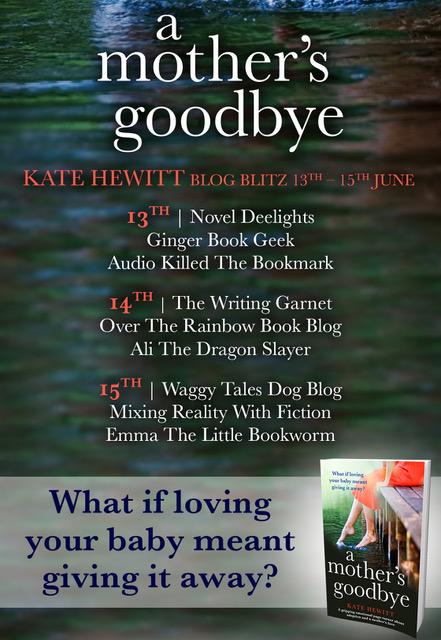 A Mother's Goodbye - Blog Blitz