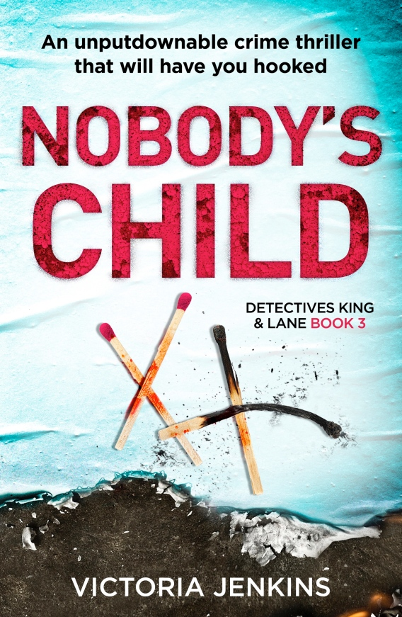 Nobodys-Child-Kindle