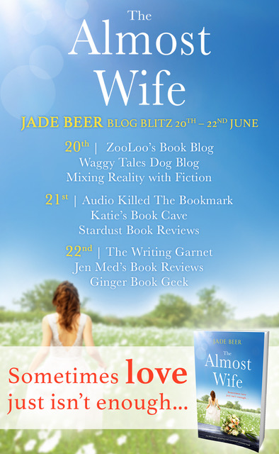 The Almost Wife - Blog Blitz