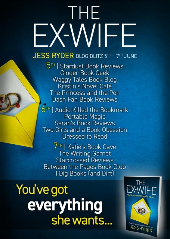 The Ex Wife - Blog Tour