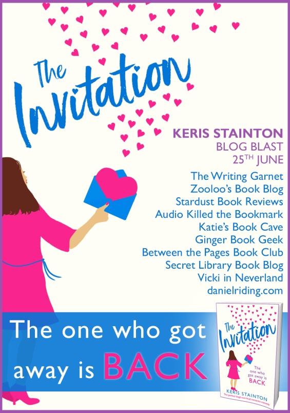 The Invitation - Blog Tour