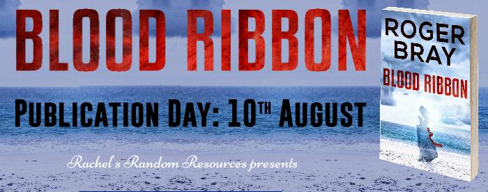 Blood Ribbon - Publication Day