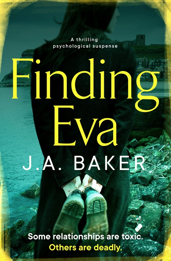 J.A. Baker - Finding Eva_cover_2_high res