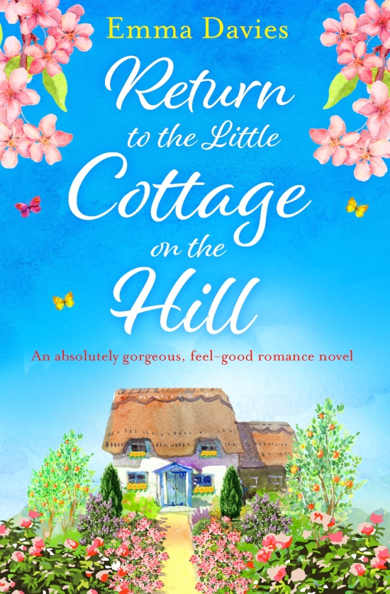 Return-to-the-Little-Cottage-on-The-Hill-Kindle