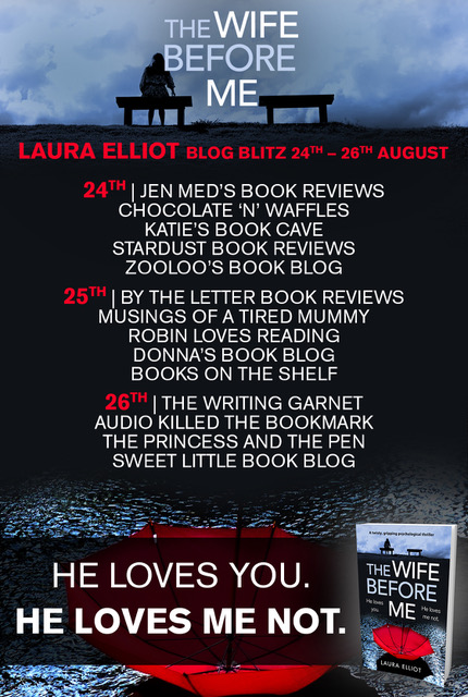 The Wife Before Me - Blog Tour