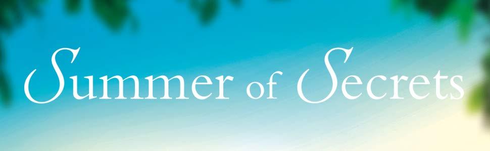 Summer of Secrets Banner