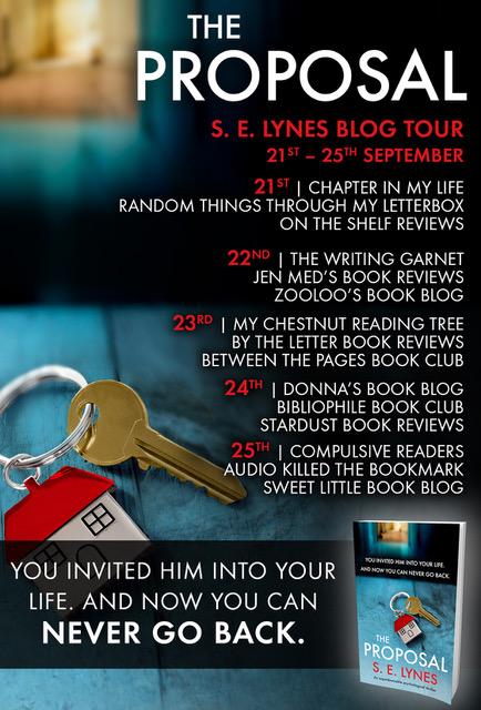 The Proposal - Blog tour