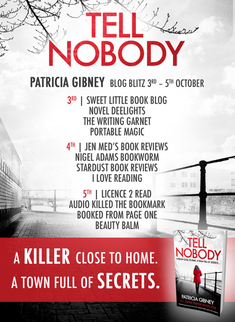 Tell Nobody- Blog Tour
