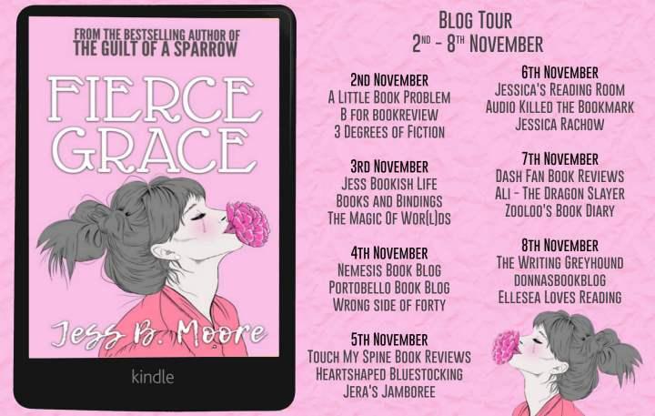 Fierce Grace Full Tour Banner