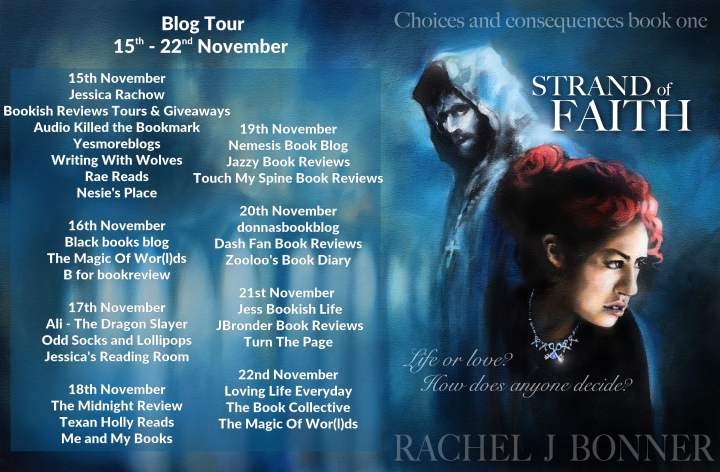 Strand of Faith Full Tour Banner