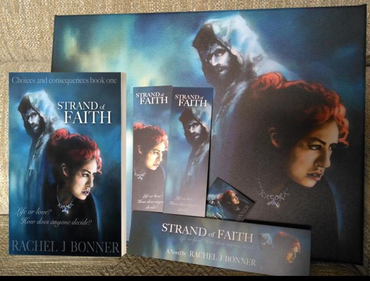 Strand of Faith - prizes