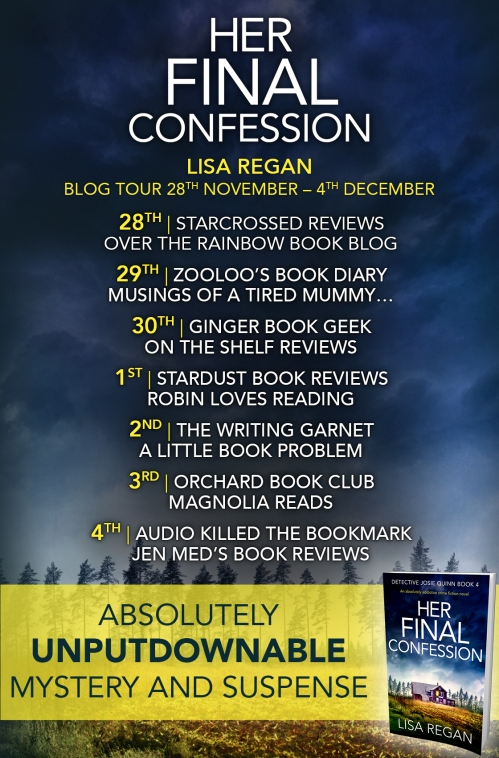Her Final Confession - Blog Tour