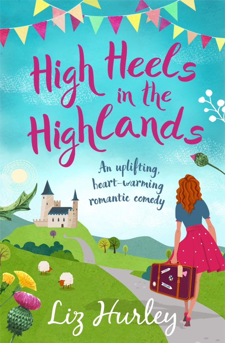 High Heels in the Highlands by Liz Hurley  **Book Review** @rararesources