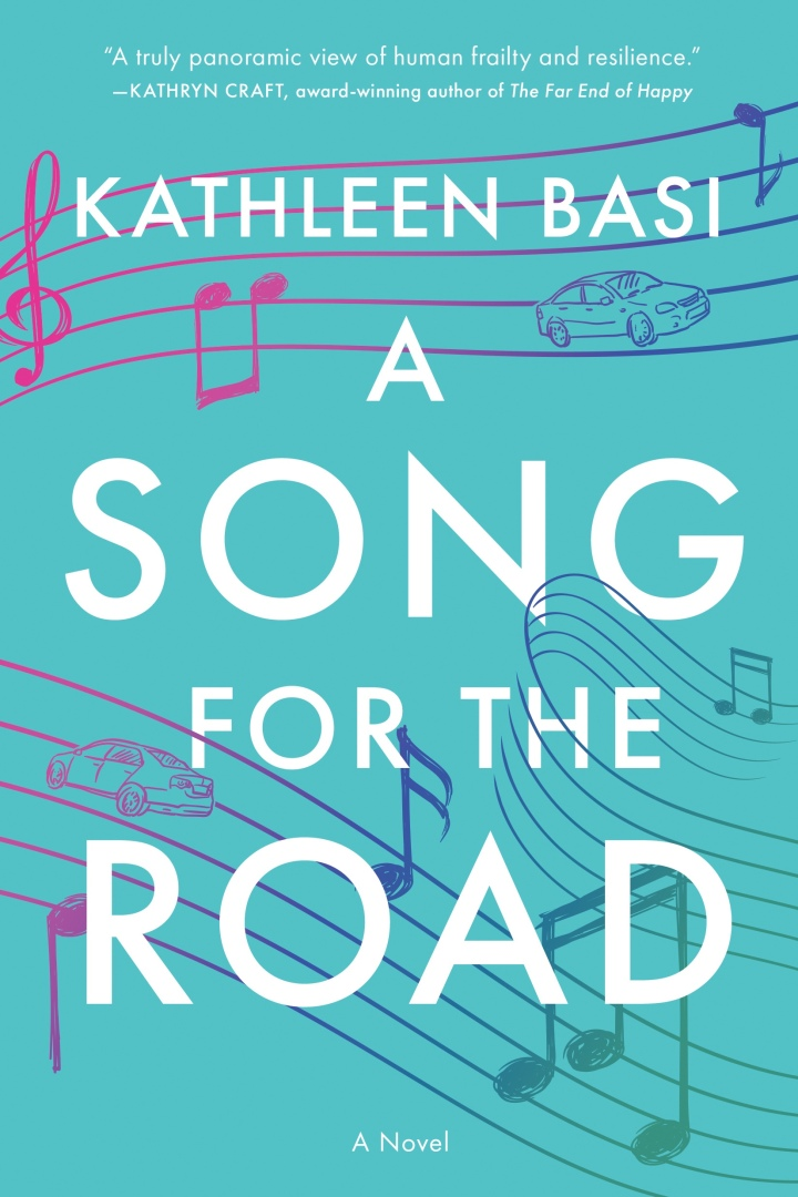 A Song For The Road by Kathleen M Basi  Buddy Read Dates: May 4 & 6  Tour Dates: May 7 – 17