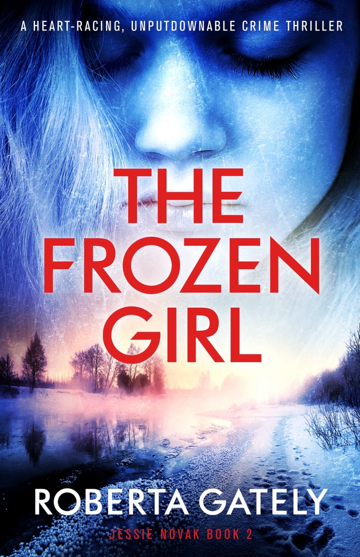 The Frozen Girl by Roberta Gately  **Cover Reveal** @bookouture