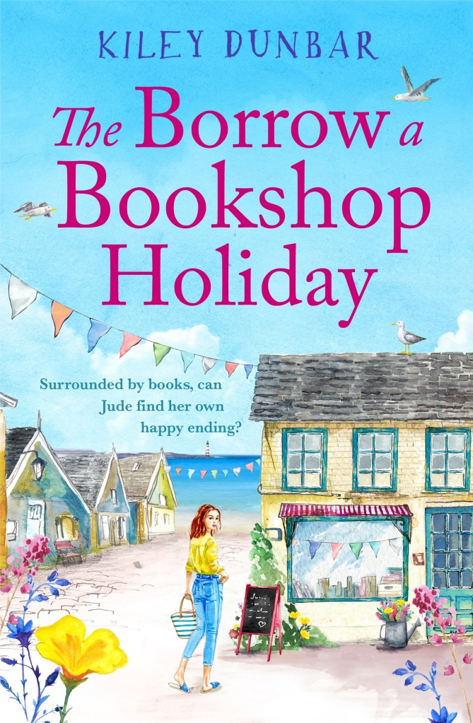 A Borrow-A-Bookshop Holiday