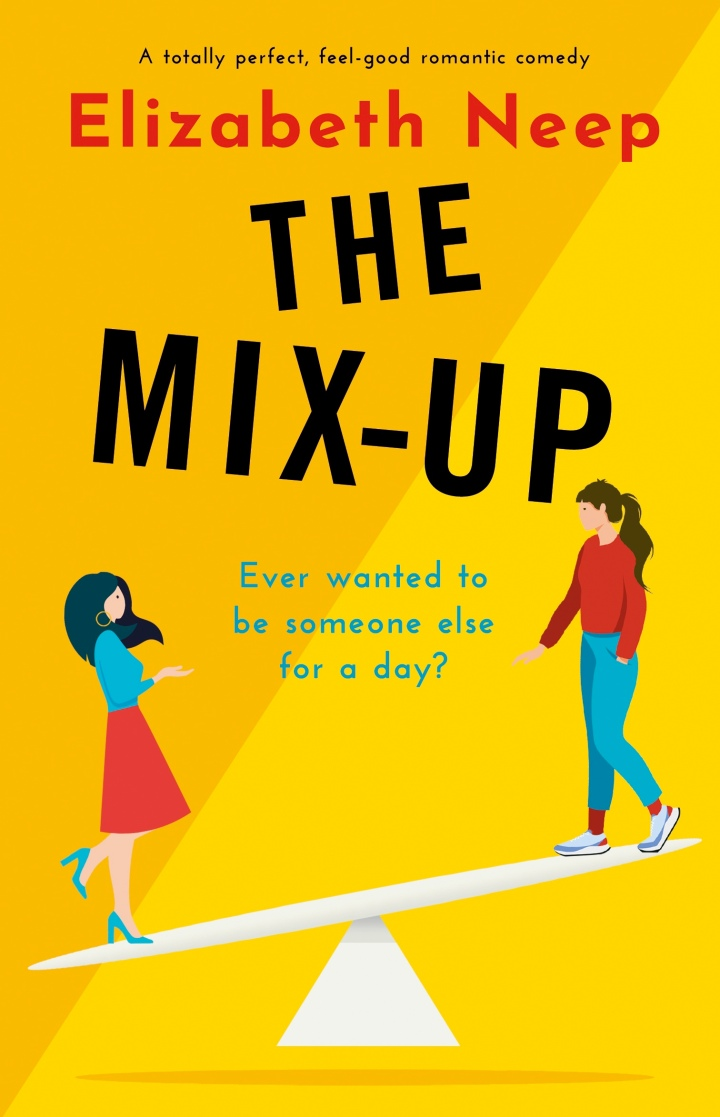 The Mix Up by Elizabeth Neep  **Book Review**@bookouture