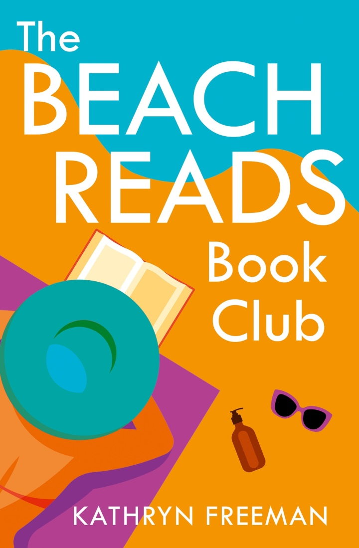 The Beach Reads Book Club by Kathryn Freeman **BookReview**