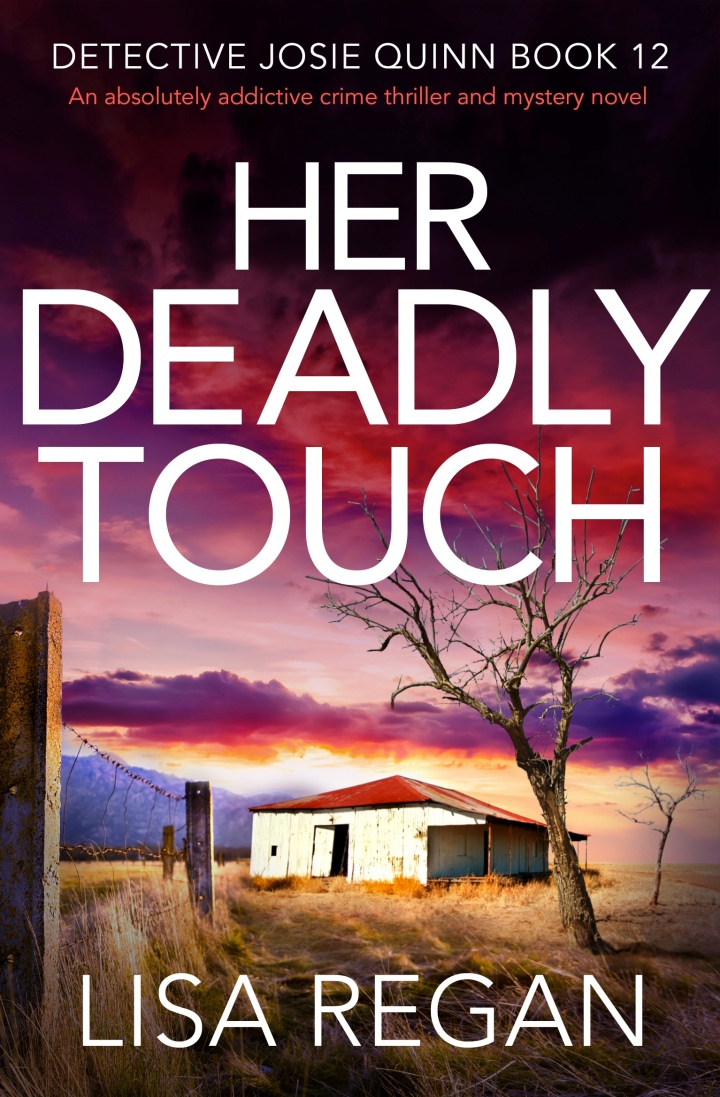 Her Deadly Touch by Lisa Regan **BookReview**