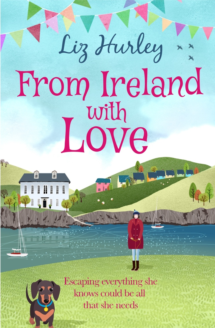 From Ireland With Love by Liz Hurley **BookReview**