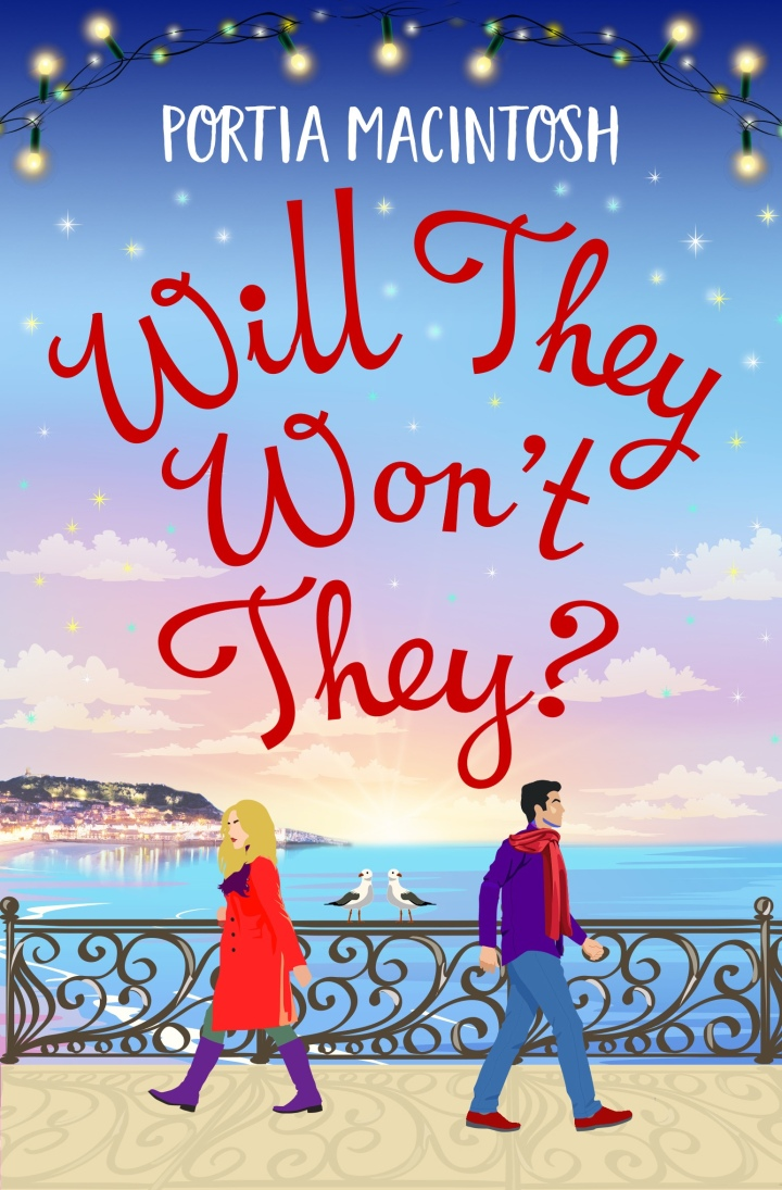Will They Won't They by Portia MacIntosh **BookReview**
